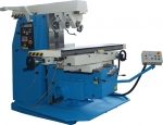Ajax - AJUM 200,250,320 and 400 - Universal Milling Machines