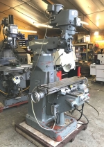 SEMCO LC1.1/2 - Turret Milling machine