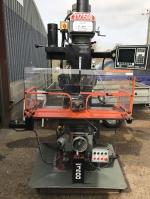 XYZ - 1500 3 axis CNC Turret Mill